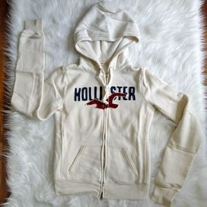 Women's Hollister Zip Up